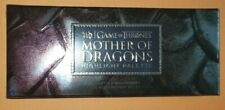 NEW w Box Urban Decay Game of Thrones GOT Mother of Dragons Highlighter Palette
