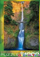 Multnomah Falls Eurographics Jigsaw Puzzle 1000 pc