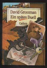 Ein spätes Duell – David Grossman  Jugendbuch mit Inhaltsangabe