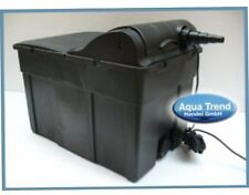 Teichfilter Teichaussenfilter Wasserfilter UBF12000 inkl.18 Watt UVC Licht Gerät
