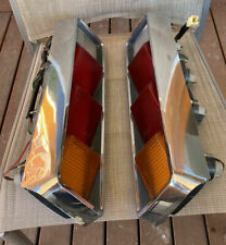 DATSUN 1973-77 SUNNY (B210) 120Y COUPE GENUINE IKI COMPLETE LH-RH TAIL-LIGHTS!!