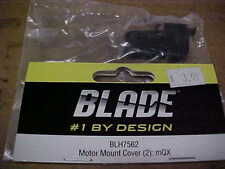 BLADE QUADCOPTER PART - BLH7562 = MOTOR MOUNT COVER (2) : mQX (NEW)