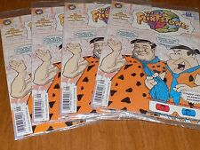 The Flintstones #1 ~ Sealed in original plastic W/ GLASSES! 3 available - WOW!