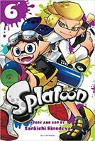 Splatoon, Vol. 6 by Sankichi Hinodeya PAPERBACK 2019