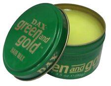 DAX Green & Gold Hair Wax ( Haar Wax ) 99g