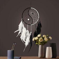 Classical art Yin Yang Dream Catcher Round Handmade Home Hanging TaiChi 15cm