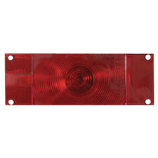 Optronics A16RBP Boat/Utility Trailer Replacement Red Tail & Side Light Lens