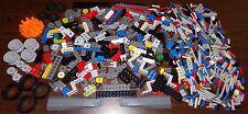 NEW LEGO TECHNIC LOT: 640+ Pieces! (tires plates bricks beams specialty parts)