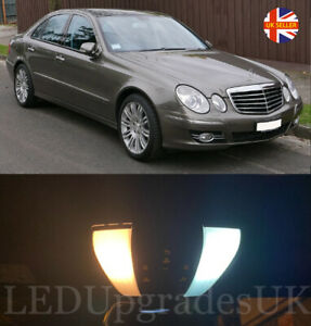 Mercedes E Class Saloon W211 LED Interior Light Kit