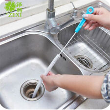 71cm Flexible Sink Overflow Drain Cleaning Brush Cleaner Kitchen Tool
