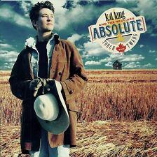 k d lang: Absolute Torch And Twang - CD (1989)