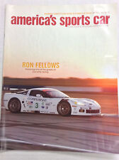 America's Sports Cars Magazine Ron Fellows May/June 2007 122016R2