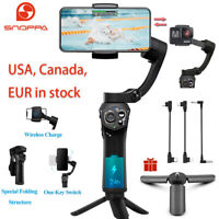 Snoppa Atom 3-Axis Foldable Handheld Gimbal Stabilizer for GoPro Smartphone