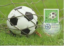 Offizielle Maximumkarte DP Ausgabe 03/2021 - Fußball EM 2020 -