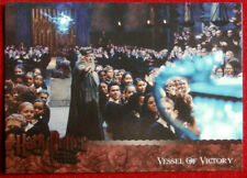 HARRY POTTER AND THE GOBLET OF FIRE - Card #113 - VESSEL OF VICTORY, ARTBOX 2006