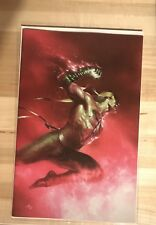 Defenders 1 NM Gabriele Dell'Otto Virgin Color Variant Iron Fist Luke Cage