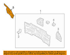 Pontiac GM OEM 09-10 Vibe Rear Body-Tail Lamp Pocket Left 19183946