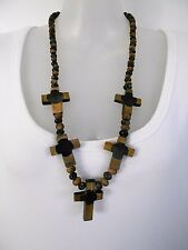 SALE Resin Crosses Necklace was $18 NOW $14