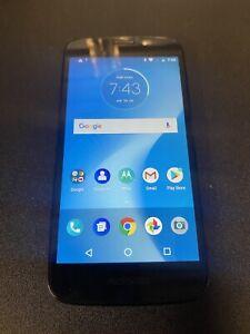 Motorola Moto E Play 5th Generation - 16GB - Black (Cricket)