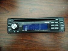 Clarion Db245 Car Stereo Faceplate