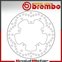 Disco Freno Fisso Brembo Serie Oro Anteriore per Gilera Nexus 500 2004 > 2013