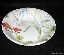 Royal Stafford SKETCHBOOK Floral/ Flower 4 Cereal/Salad Bowls England