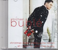 Michael Buble-Christmas Promo cd single
