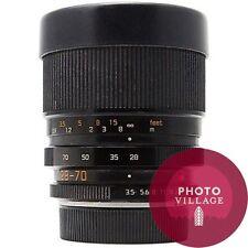 Leica R 28-70mm f/3.5-4.5 Vario-Elmar Film Digital SLR Lens -- USED