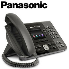 "Panasonic KX-UTG200B UTG Entry Level 4 SIP Phone 3.5"" Color HD POE Warranty New"
