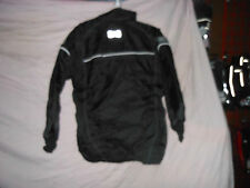 CHOKO NOS Adult winter snowmobile jacket CDI Unisex SMALL BLACK