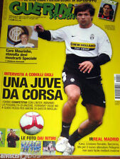 GUERIN SPORTIVO=N°28 2009=POSTER STORY INZAGHI MILAN=REAL MADRID=MOURINHO=COSENZ