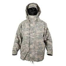 US ECWCS Parka Army UCP ACU AT Digitalt Cold Wet Weather Jacke MR