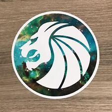 "Seven Lions Logo 4"" Wide Vinyl Sticker - BOGO"