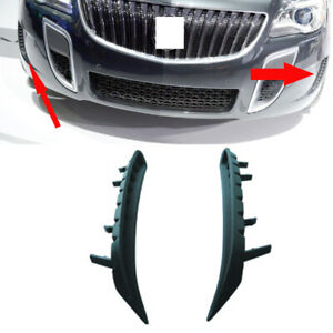 2X For Buick Regal GS 2011-2016 Front Left Right LH RH Fog Light Cover Support