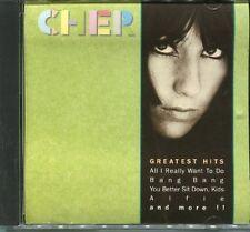 Cher Greatest hits (Duchesse) [CD]