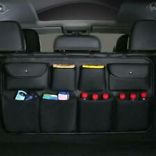 Large Capacity Car SUV Rear Seat Back Storage Bag Multi-Use Interior Accessories