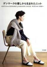 Knits from Denmark by Marianne Isager - Japanese Craft Pattern Book