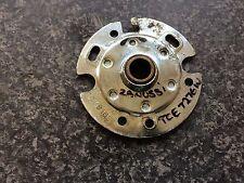 Zanussi TCE7276W condenser tumble dryer rear drum bearing