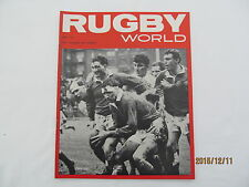 Rugby Union Magazine--April 1965.