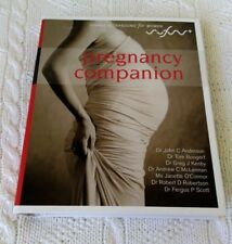 PREGNANCY COMPANION (SPIRAL HARDCOVER)   DR JOHN C ANDERSON AND OTHERS, LIKE NEW