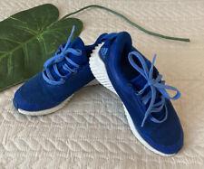 Airwalk Neptune Mens Blue Suede Skate Lace up Comfort Trainer Shoes Sz 9