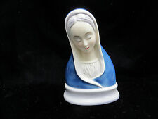 Stunning Bone China Figure of the Madonna by Gort Brothers