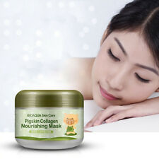 100g Korean Pig Leather Collagen Anti Aging Wrinkle Cream Magic Facial Mask PSZY