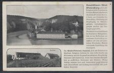 46881) AK Benedictine Abbey Worlds Castle at junction 1919