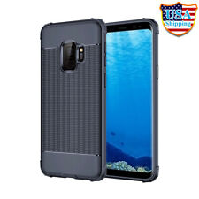 For Samsung Galaxy S9/ S9 Plus Soft Silicon TPU Shockproof Case Rubber Cover
