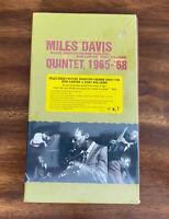 Miles Davis Quintet 1965-'68: The Complete Columbia Studio Recordings Box Set