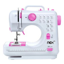 Mini Sewing Machine,Fhsm-505 Free-Arm Sewing Machine with 12 Built-In Stitches