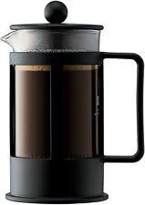 Bodum 1783-01 KENYA Kaffeebereiter French Pressesystem 0,35 Liter schwarz