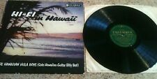 "HAWAII HULA BOYS - LP  ""HI-FI IN HAWAII"" - EX/VG - 1974 - COLUMBIA - 33SX1101"