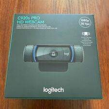 Logitech C920s Pro HD 1080p Webcam with Privacy Shutter 960-001257 Free Shipping